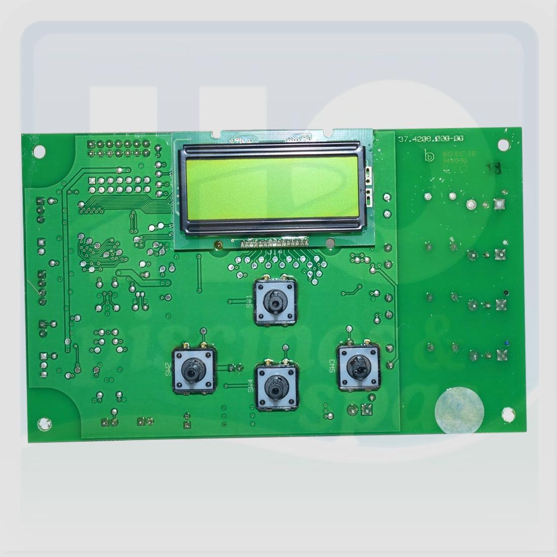 Carte afficheur A2 de la pompe  chaleur ZODIAC Powerforce  H2o Piscines  Spas