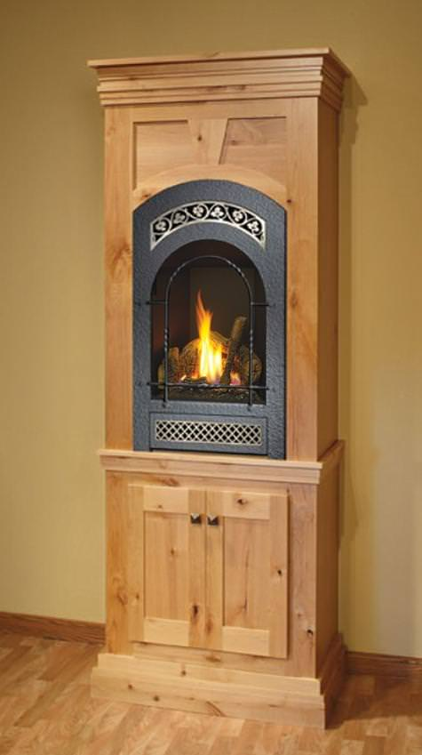 Fireplace Xtrordinair  Bed  Breakfast Gas Fireplace  H2Oasis