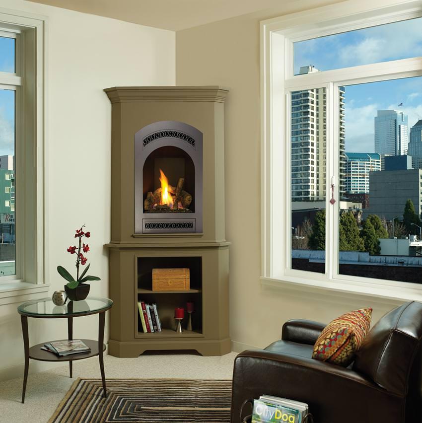 Fireplace Xtrordinair  Bed  Breakfast Gas Fireplace  H2Oasis