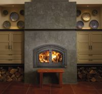 Fireplace Xtrordinair - 44 Elite Wood Fireplace - H2Oasis