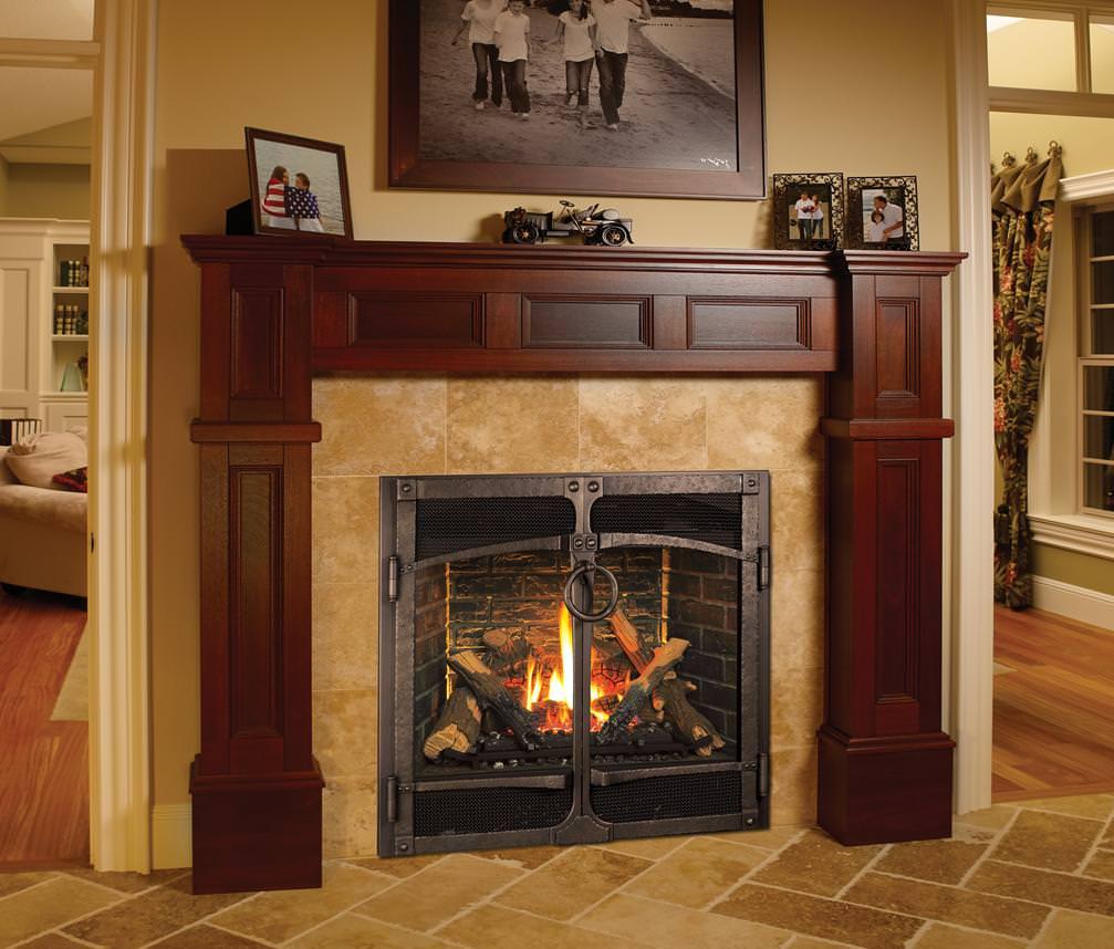 Fireplace Xtrordinair  864 HO GSR2 Gas Fireplace  H2Oasis