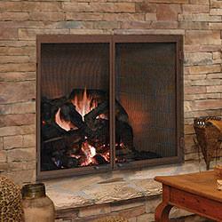 Heatilator  Birmingham Wood Burning Fireplace  H2Oasis