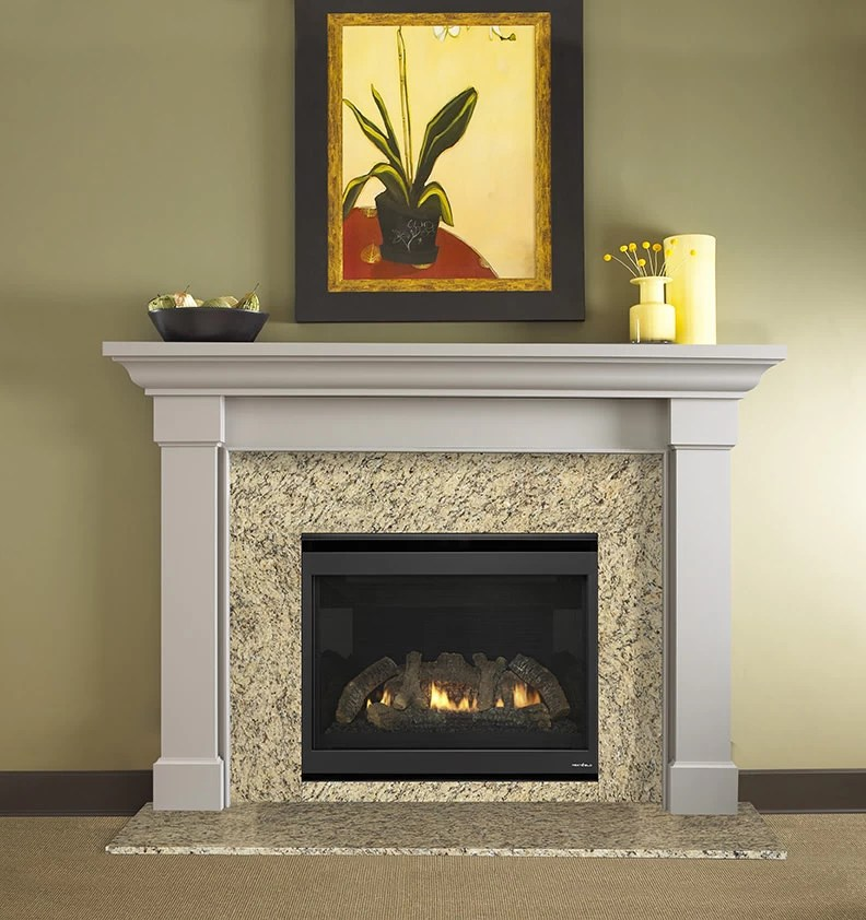 Heat  Glo  SlimLine Fusion Series Gas Fireplace  H2Oasis