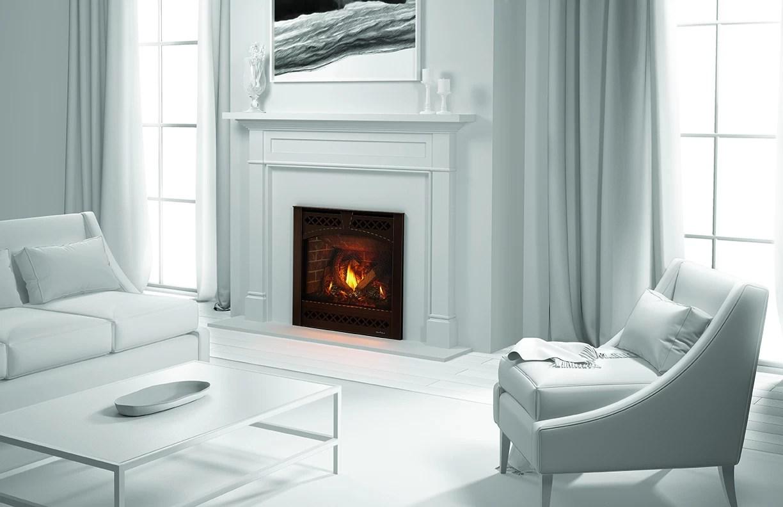 Heat  Glo  SlimLine Series Gas Fireplace  H2Oasis