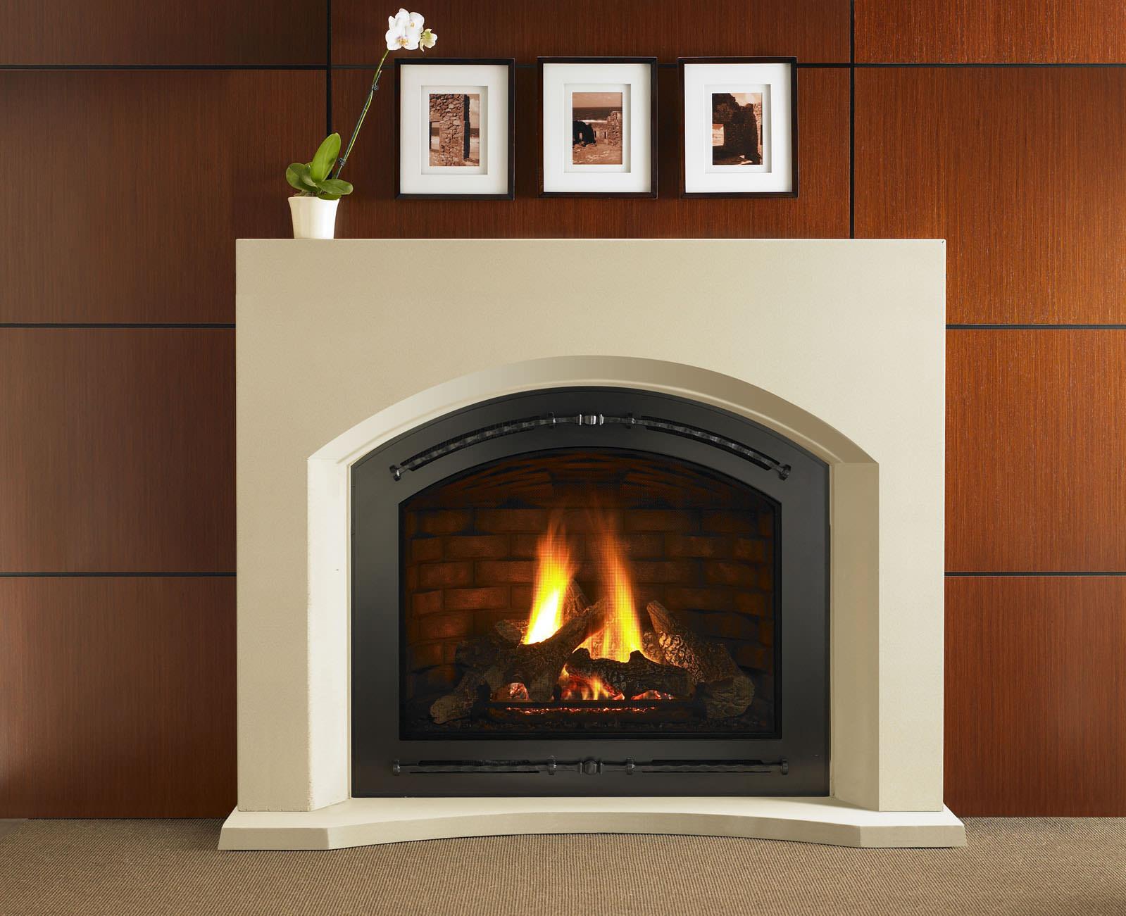 Heat  Glo  Cerona Gas Fireplace  H2Oasis