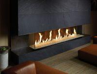 DaVinci Custom Fireplaces - H2Oasis