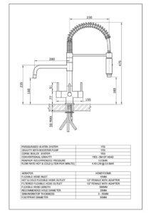 thumbnail of milano tech sheet