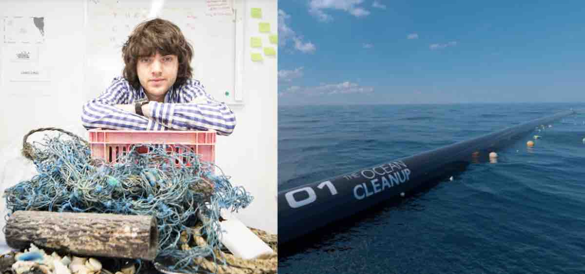 Remember the Young Man With a Plan to Rid Oceans of Plastic? His Massive Project to Launch This Summer