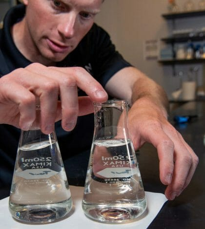 Water-Filter Pitchers Not Equally Effective at Removing Microcystins