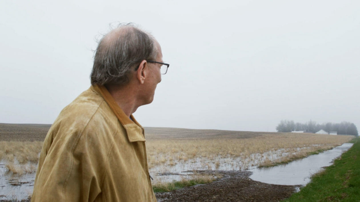 photo: In the Heart of the Corn Belt, an Uphill Battle for Clean Water
