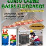 Comienzo curso de gases fluorados correspondiente al programa formativo 1