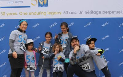 HA's Fun Run kicks off yearlong 50th anniversary celebrations