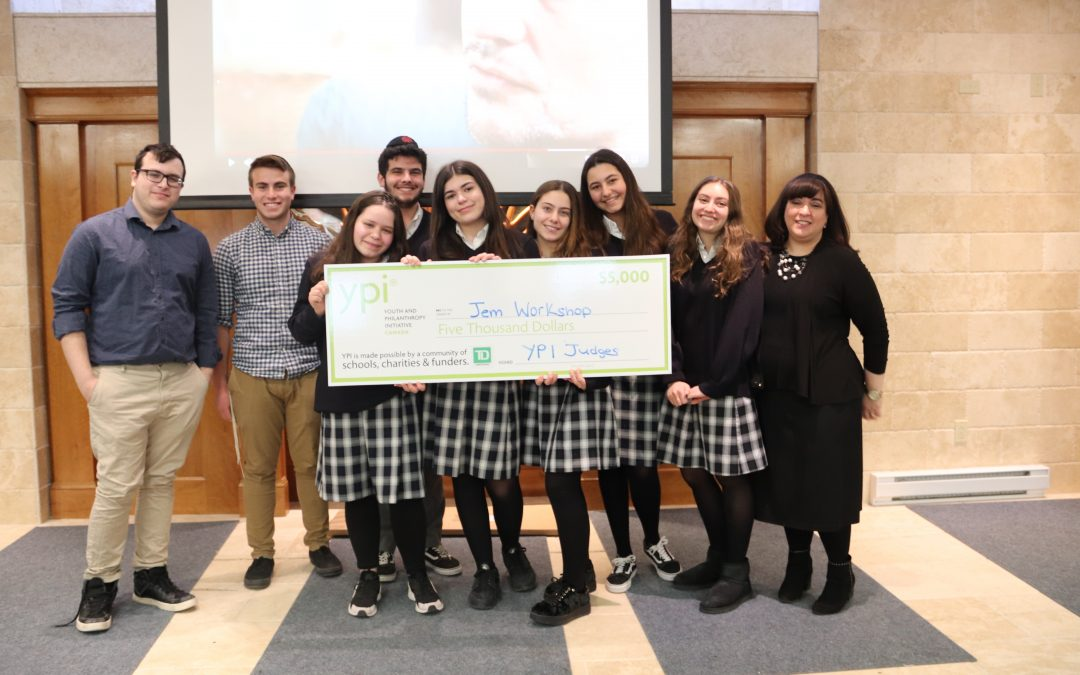 HA students win JEM Workshop $5,000 grant