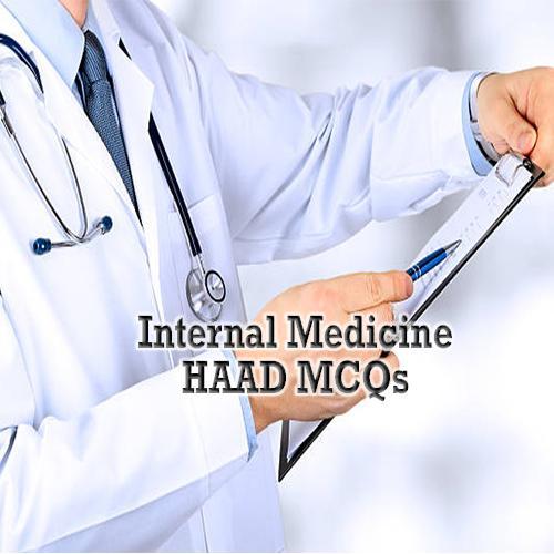 HAAD-Internal Medicine-MCQ