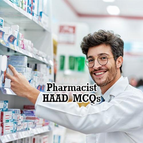 HAAD-Pharmacist-MCQ