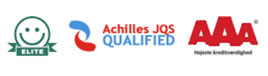 achilles JOS qualified, AAA og Elite smiley