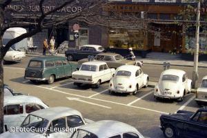 1968 Grote Kerk parkeerplaats