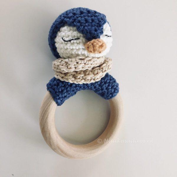 bijtring pinguïn