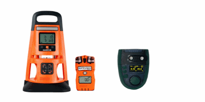 Portable gassdetektorer