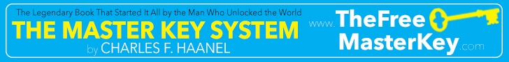 The Master Key System by Charles F. Haanel - A Free eBook