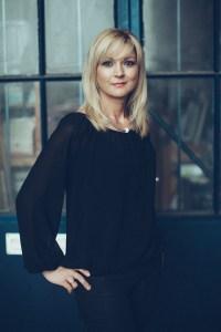 Haargenau Mitarbeiterin Elena Getz