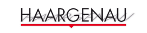 Logo Haargenau Pin Google Maps