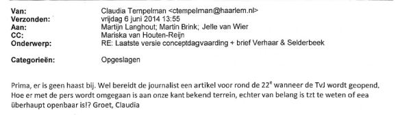 HahahahaHaarlems Dagblad