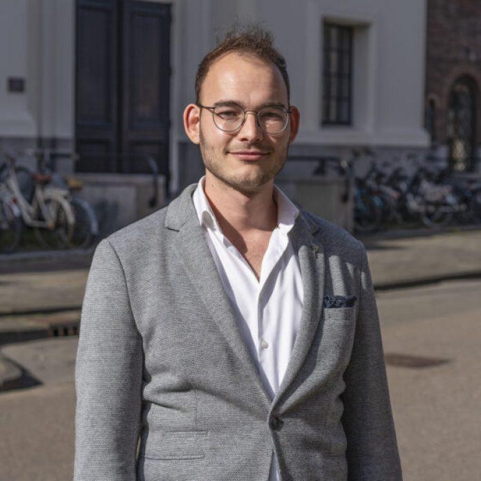 Joost van den Bogert. Fotografie: Joost Keet.