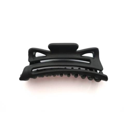 Wasserwellklammer groß flexibel schwarz