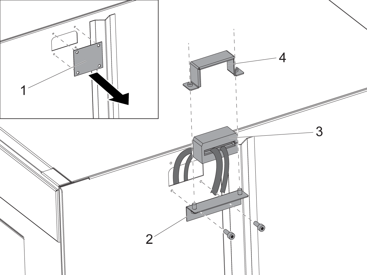 Fourth And Fifth Axis Drive