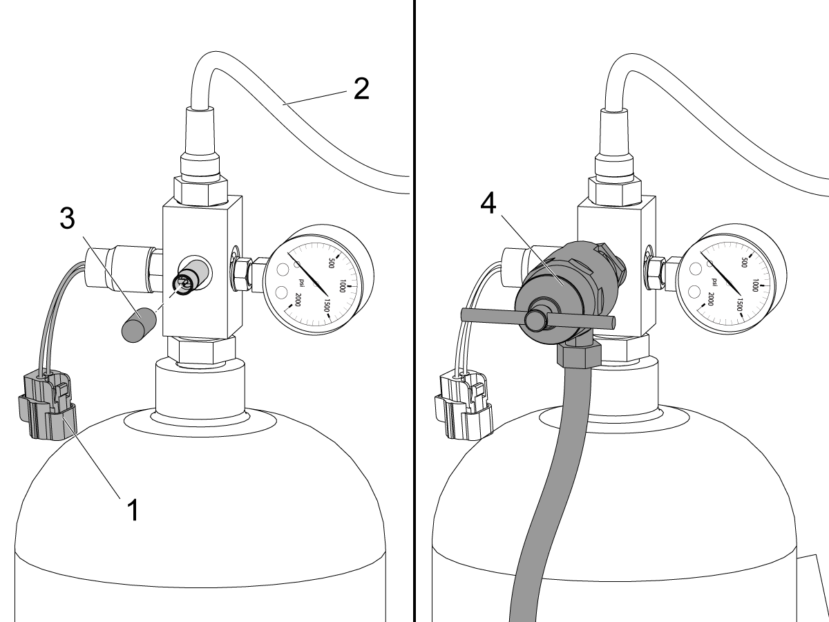 Hydraulic Counterbalance