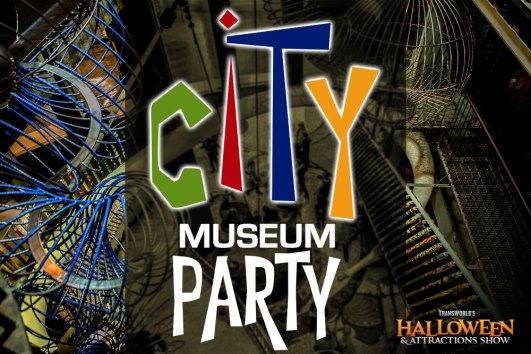 City Museum Party