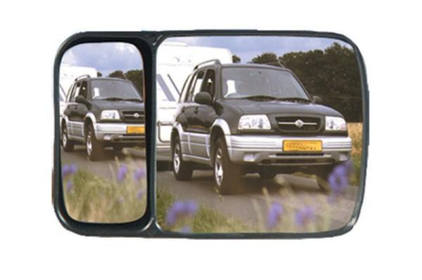 Spiegelkop Scope incl. glas zonder koppelstuk/stang