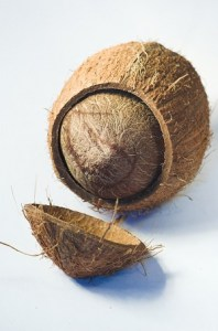 Mature Coconut - Perfect for making adiagbon