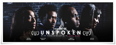 Movie Review - Unspoken