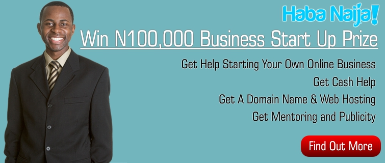Win N100,000 Online Business Start Up Package