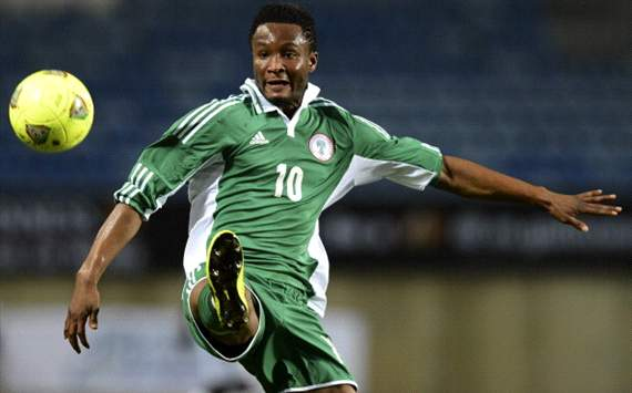 MIKEL OBI EMERGES AS NEW SUPER EAGLE CAPTAIN