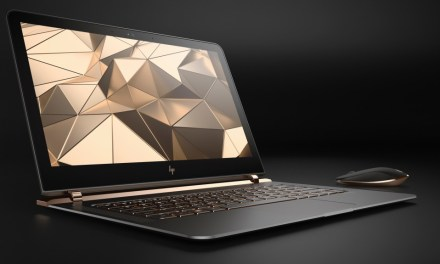 Worlds Slimmest And Sexiest HP Laptop Spectre 13