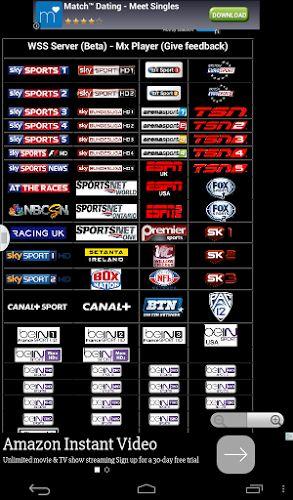 SYBLA TV SPORT LIVE TÉLÉCHARGER