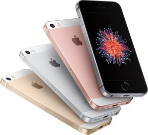 iPhone-SE-four-colors