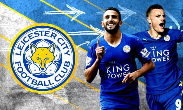 Leicester City Are Champions Of England Premier League