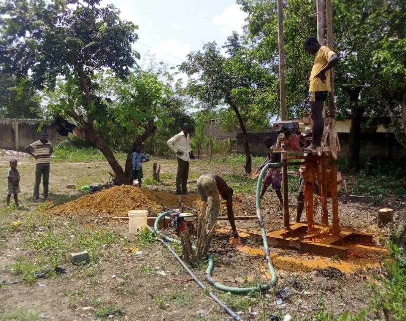 Two Lagos based NGOs collaborate to bring clean water to Joga Aiyetoro