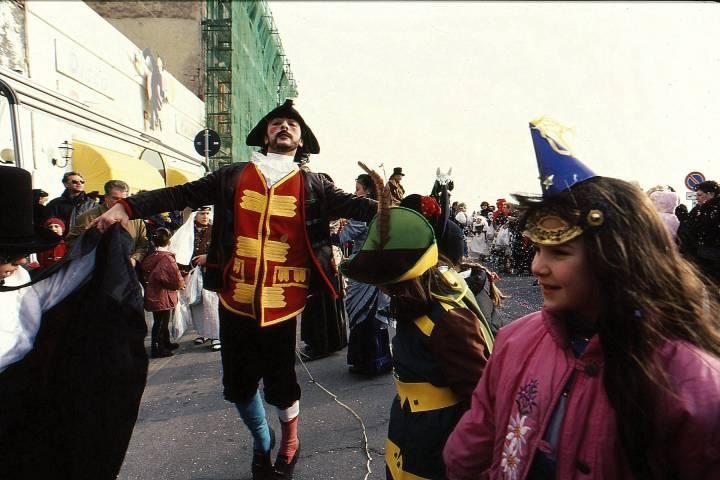 Carnevale a Marina di Pisa - 1996