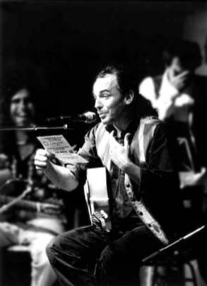 Maurizio Geri al Samois Festival - 2000