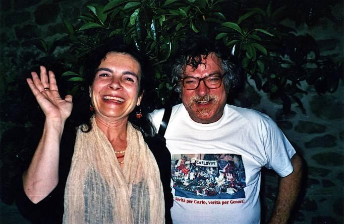 Lisetta Luchini e Pardo Fornaciari