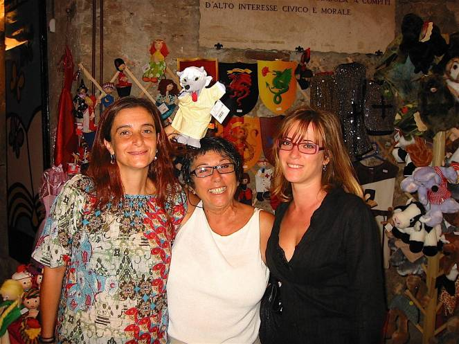Al Festival Internazionale delle Figure Animate di Perugia - 2009