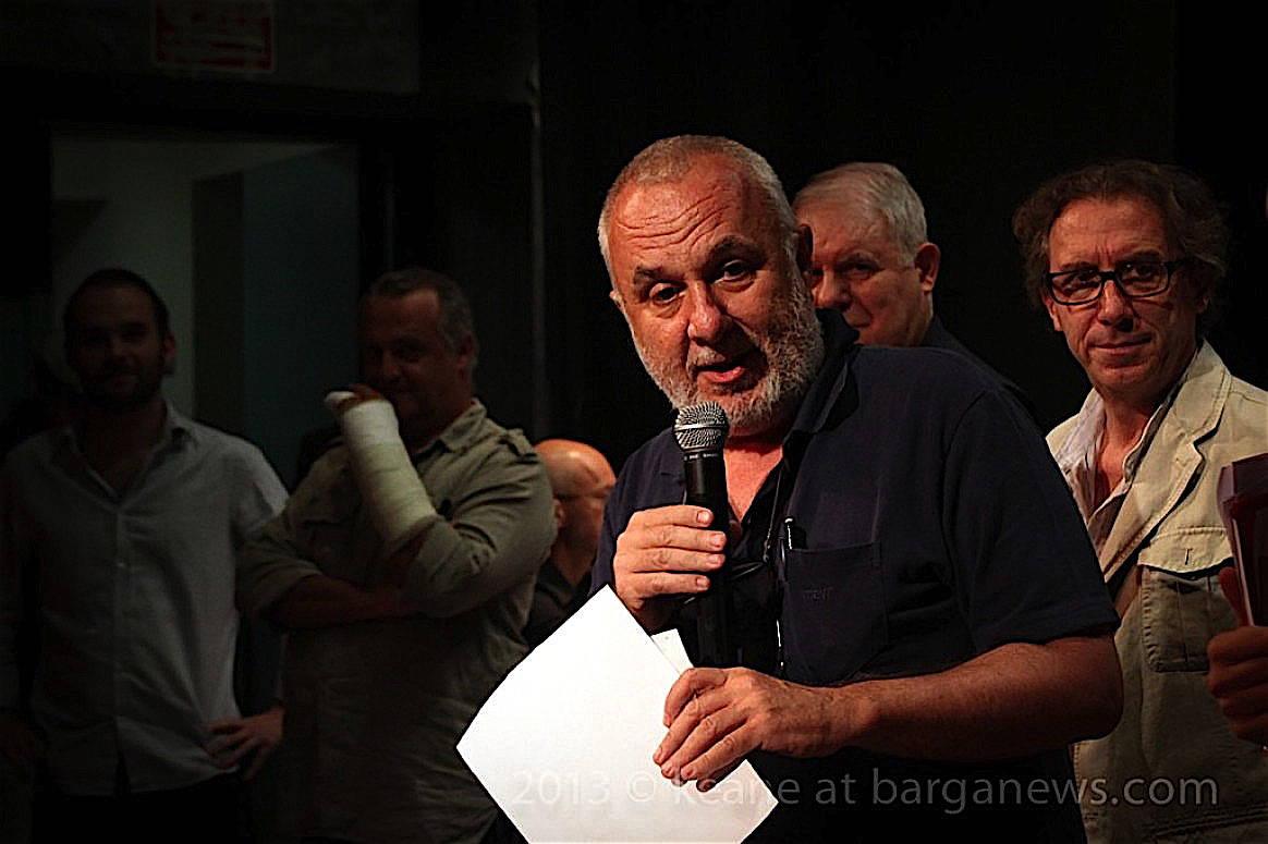 Giuria di Barga Jazz 2013