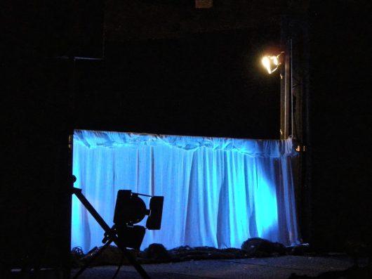 Teatrino del Sole a Piombino nel 2004