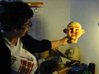 don Chisciotte e la Luna, teatro di figura, burattini, marionette, ombre, Don Quichotte, teatro di figura, puppet, marionnettes, ombres