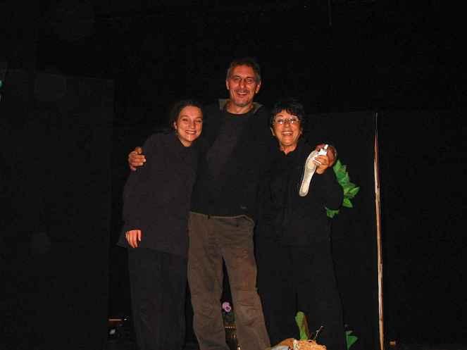 Elena, Giuliano, Patrizia